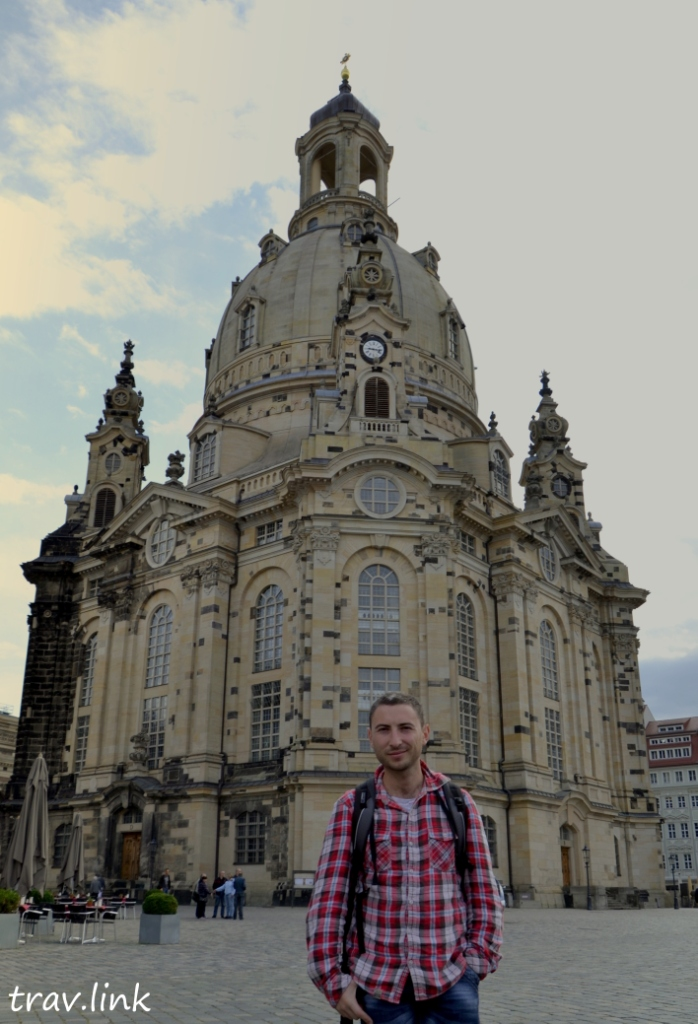 Фрауэнкирхе (Церковь Богородицы) Frauenkirche фото