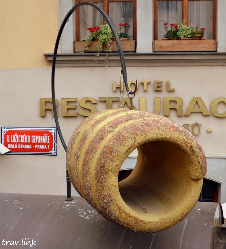 трдельник в Праге