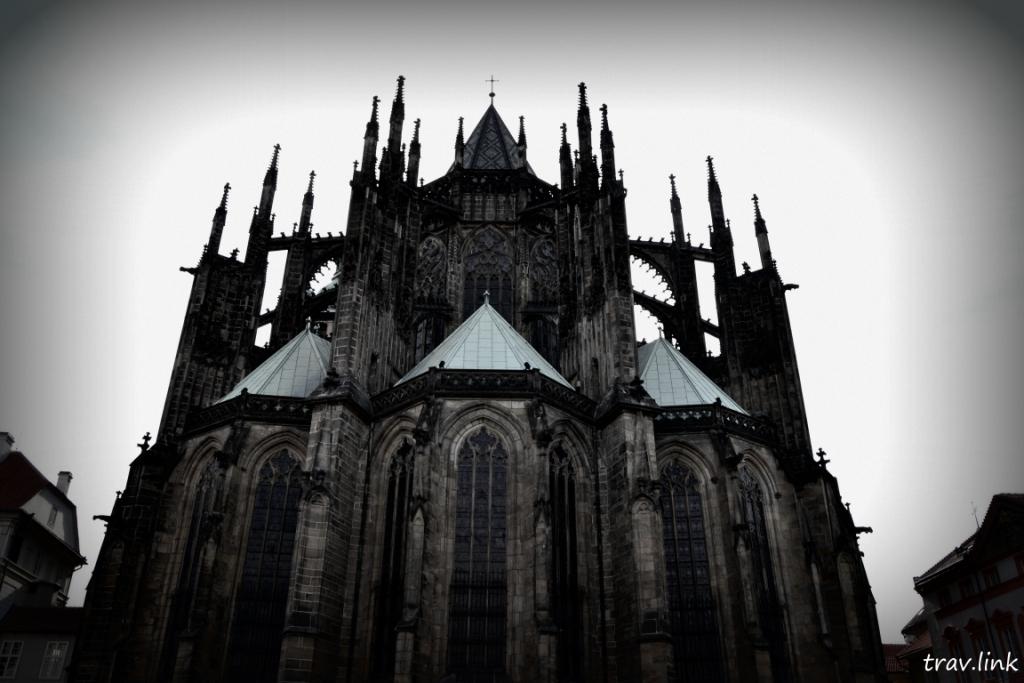 Собор Святого Вита фото в Праге