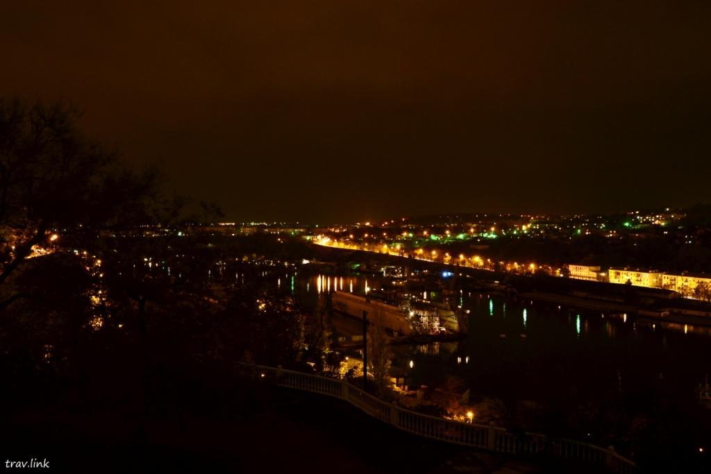 ночной Севастополь фото