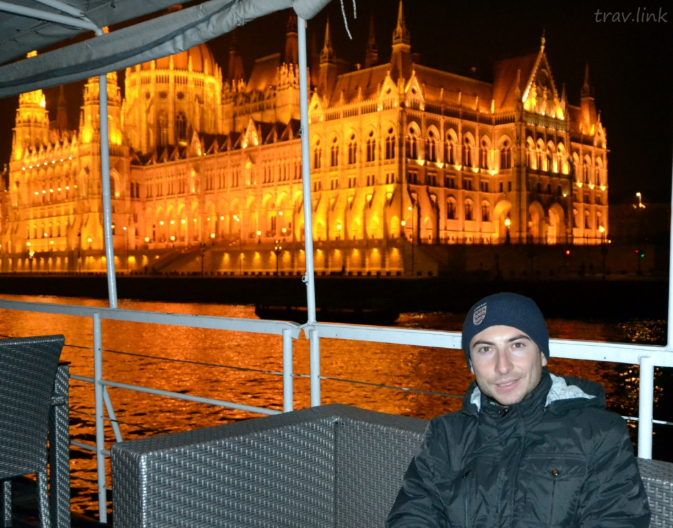 Русфет Кадыров в Будапеште