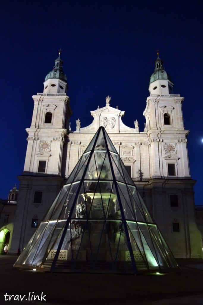Кафедральный собор в Зальцбурге