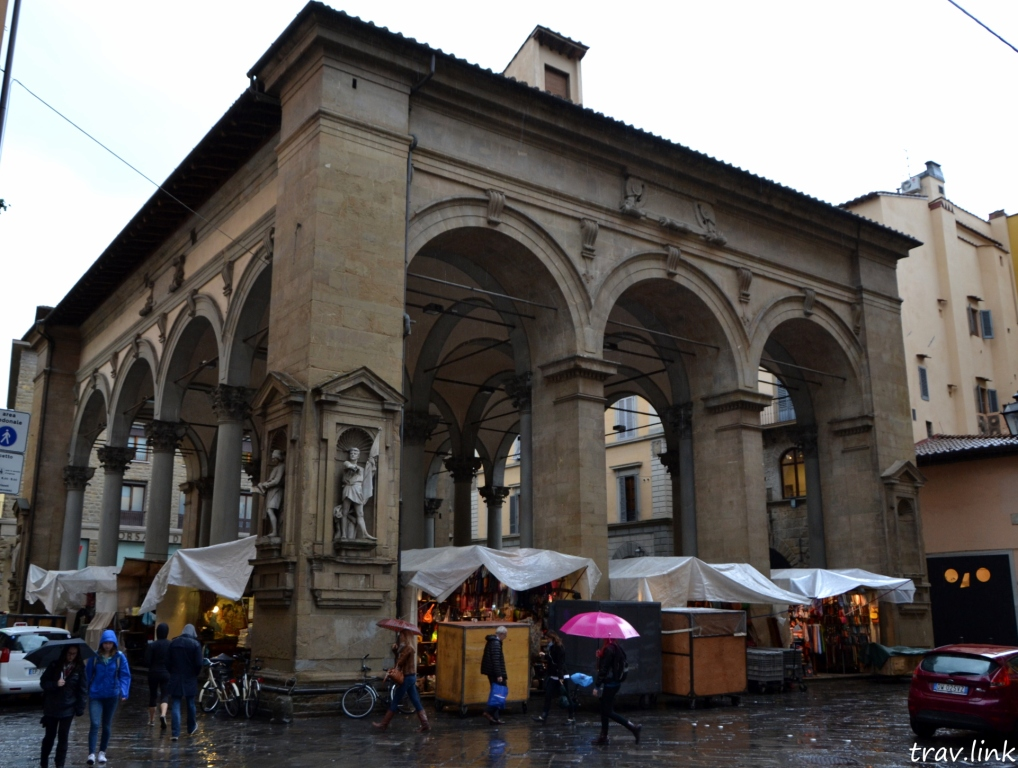 рынок во Флоренции