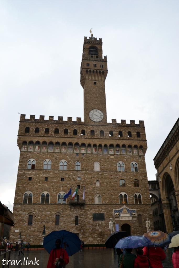 ратуша Флоренции