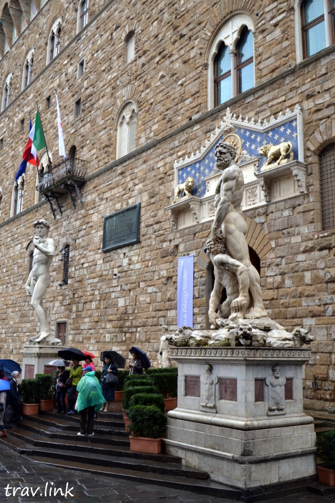 Давид во Флоренции
