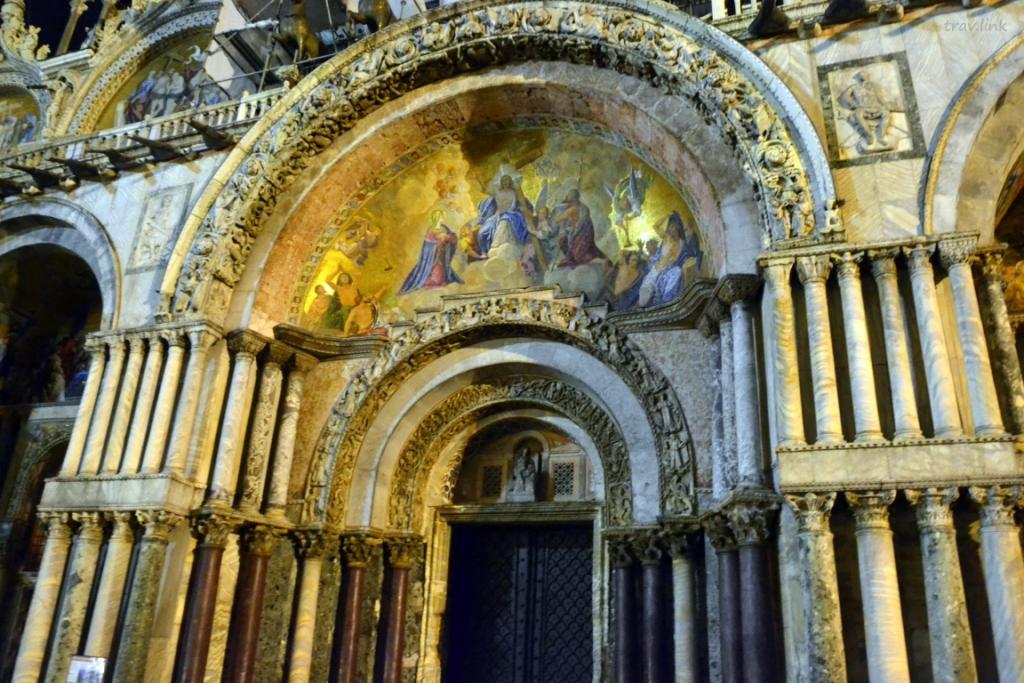 фрески фото в Венеции