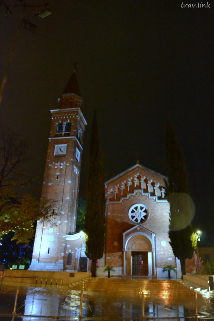 церковь в Словении