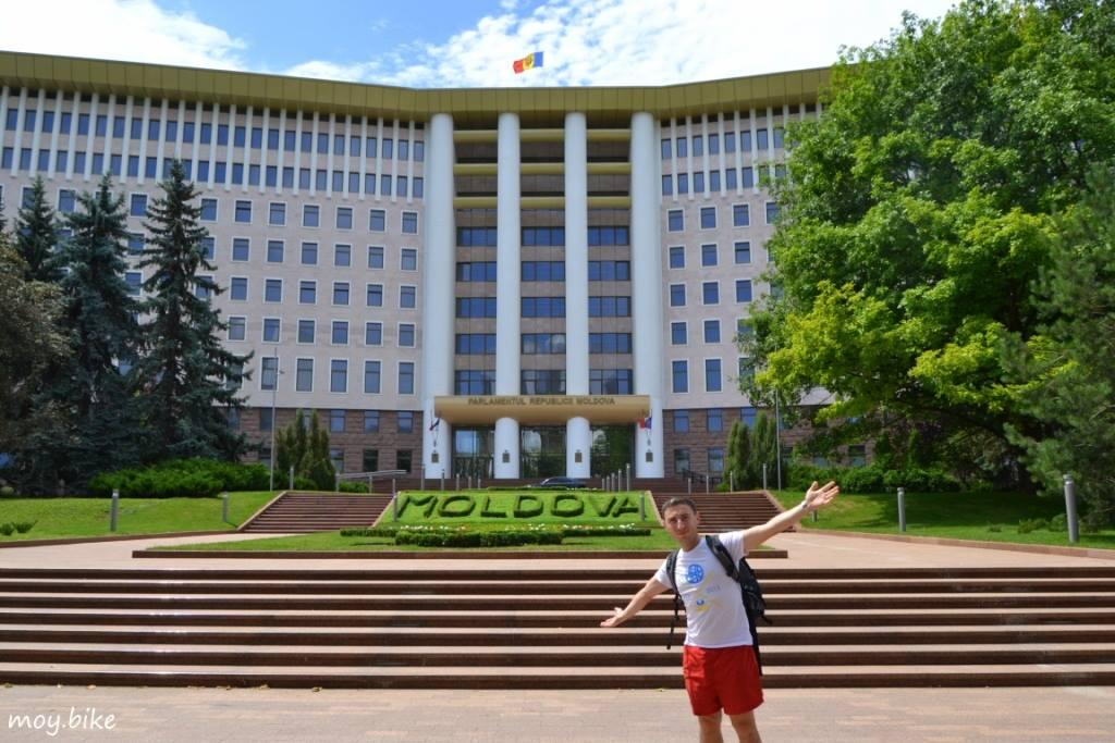 Русфет Кадыров в Молдове