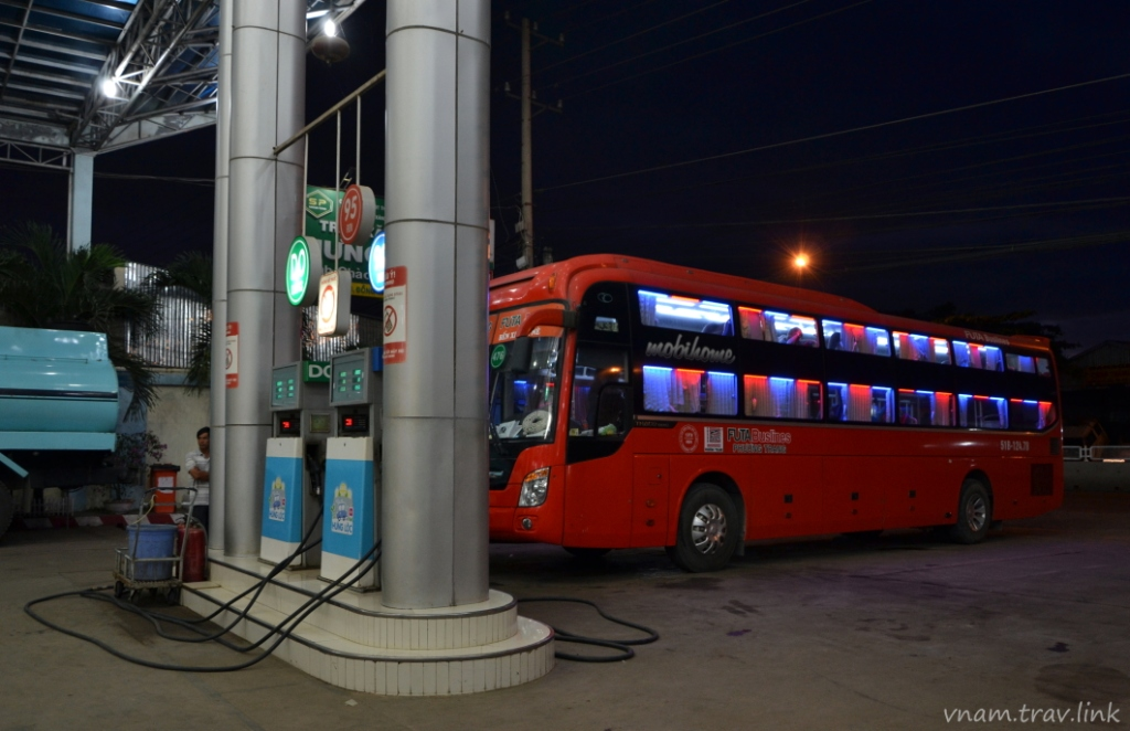 Futa Buslines bus
