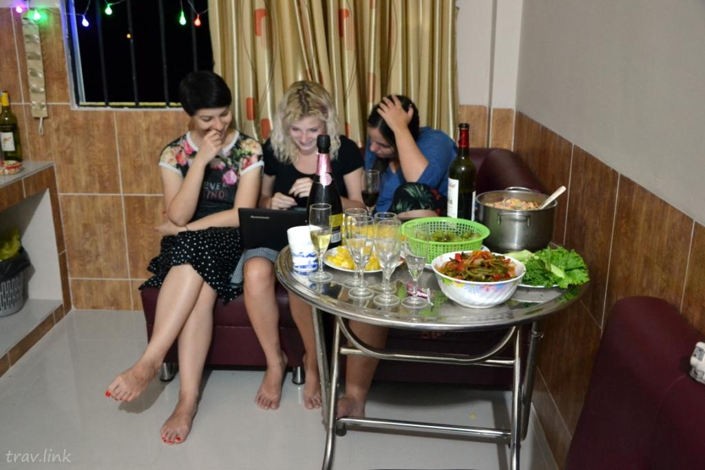 на Новый год во Вьетнаме