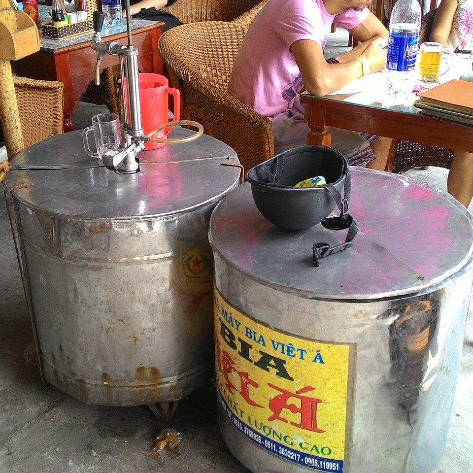 пиво Вьетнаме