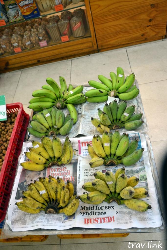 вьетнамские бананы