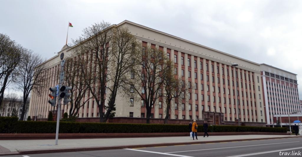 Администрация президента Белоруссии
