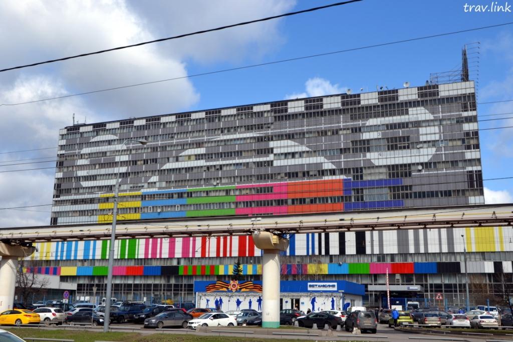 1 канал в Москве