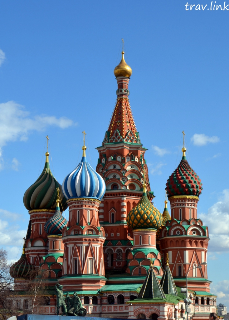 Храм Покрова Божией Матери на Рву собор Василия Блаженного