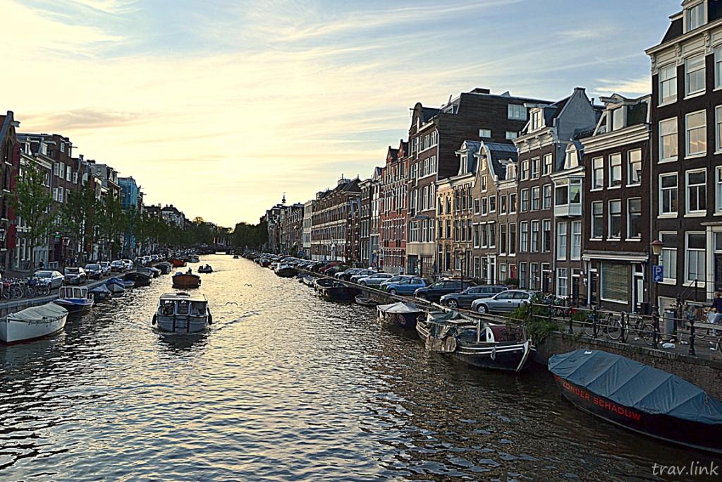 Амстердам фото города