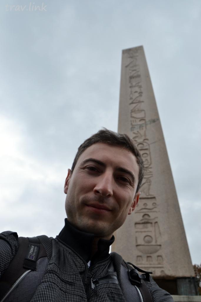 Русфет Кадыров в Стумбуле