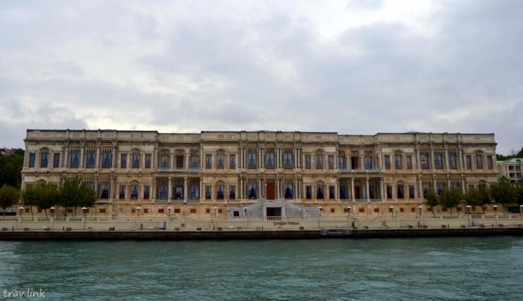Çırağan Palace фото