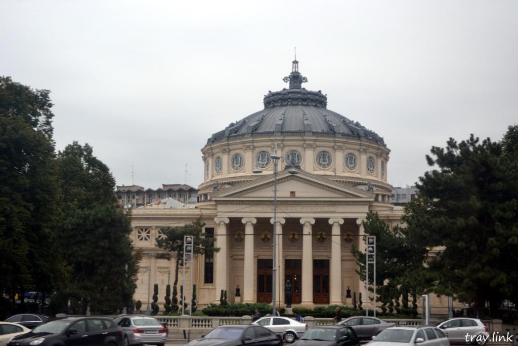 Здание в Румынии