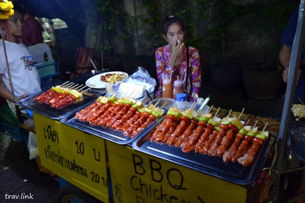 шашлычники в Бангкоке