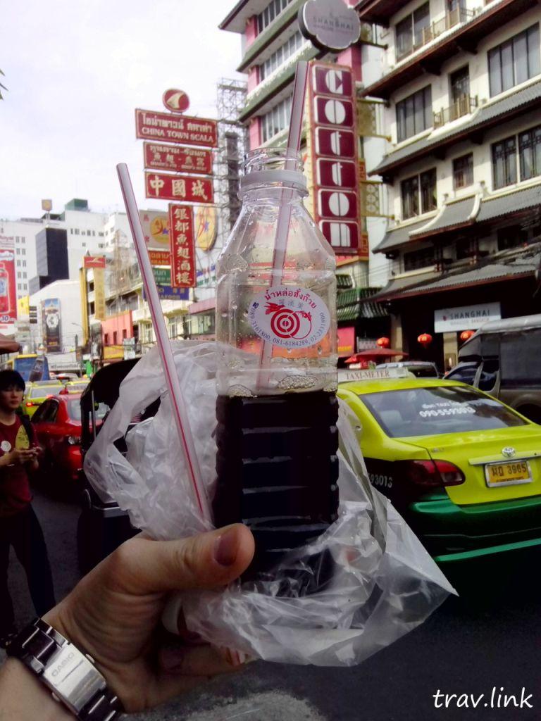сок кобоб в Китайском квартале Бангкока