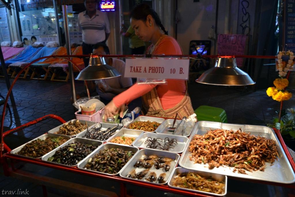 Насекомые Таиланда фото
