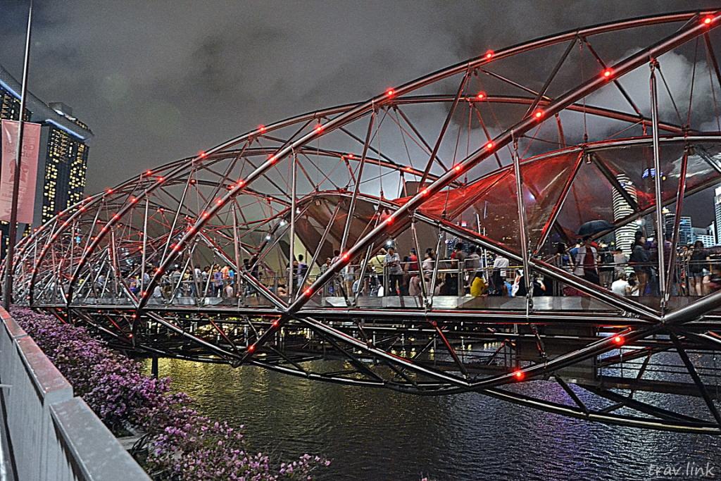 Сингапурский мост фото