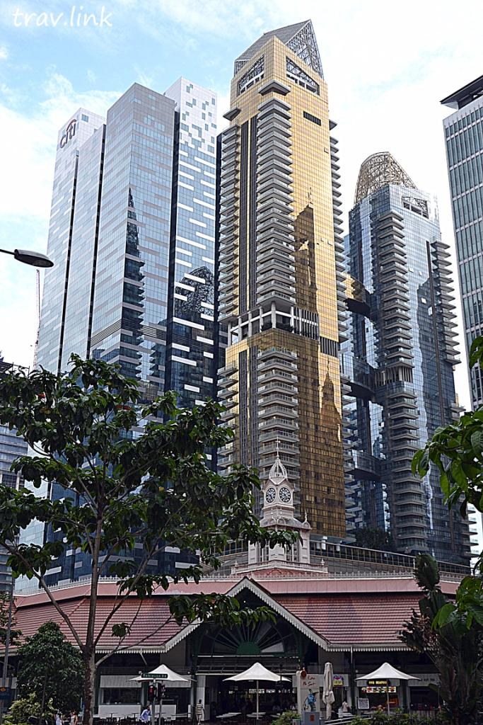 Сингапур фото небоскребов