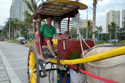достопримечательности Манилы фото