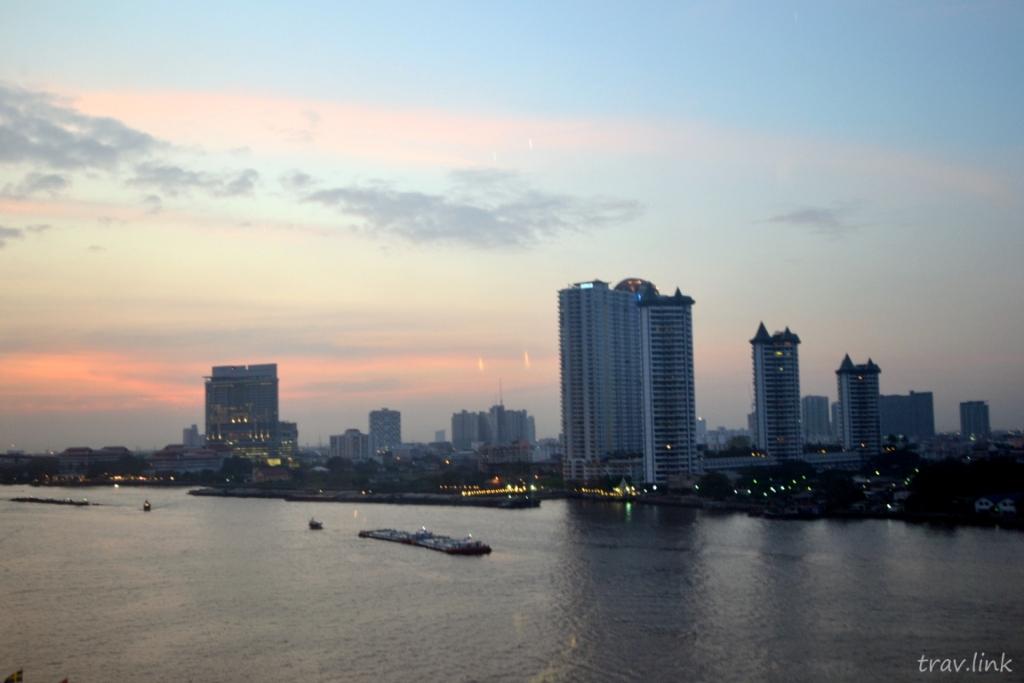 Колесо обозрения в Бангкоке