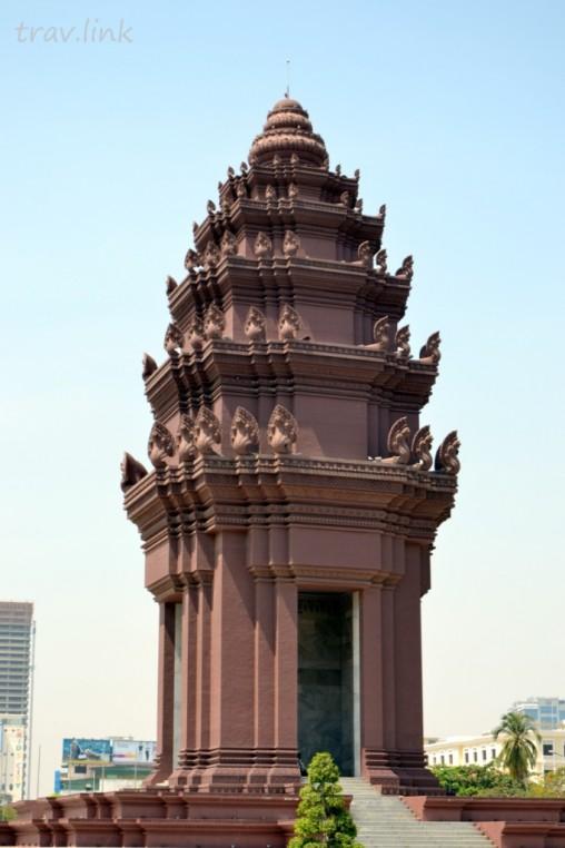 Монумент независимости (Пномпень)