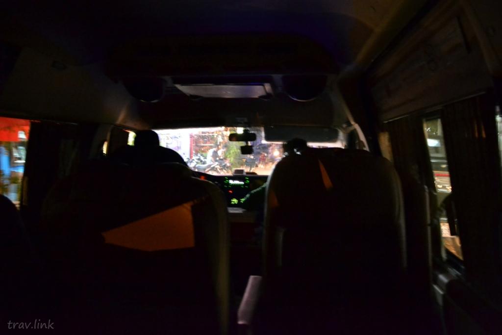 Как добраться из Сиануквиля в Бангкок