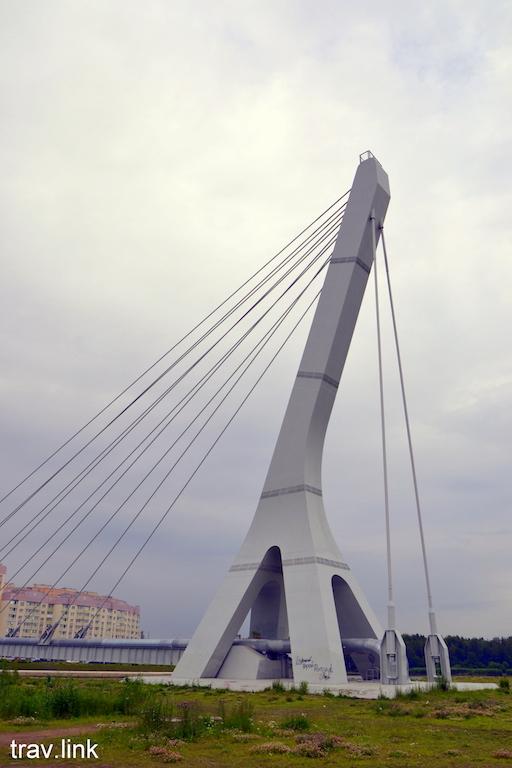 Мост Кадырова фото