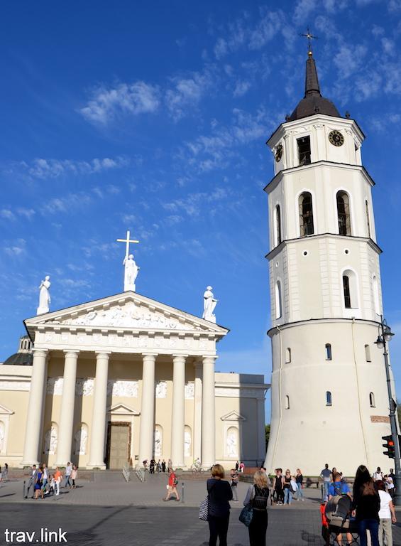 Достопримечательности Вильнюса фото