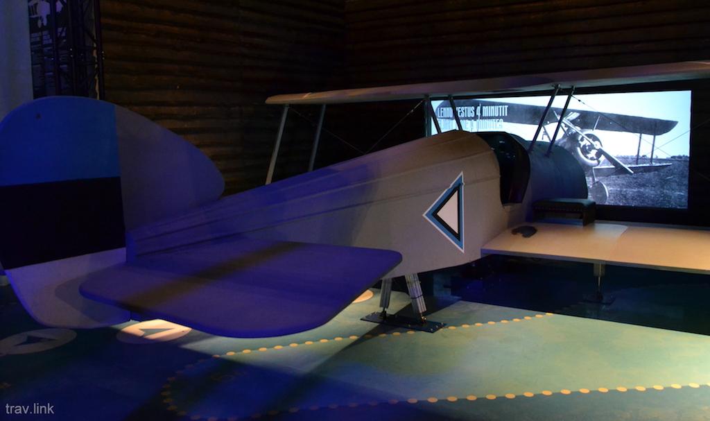 Леннусадам - морской музей в Таллине фото