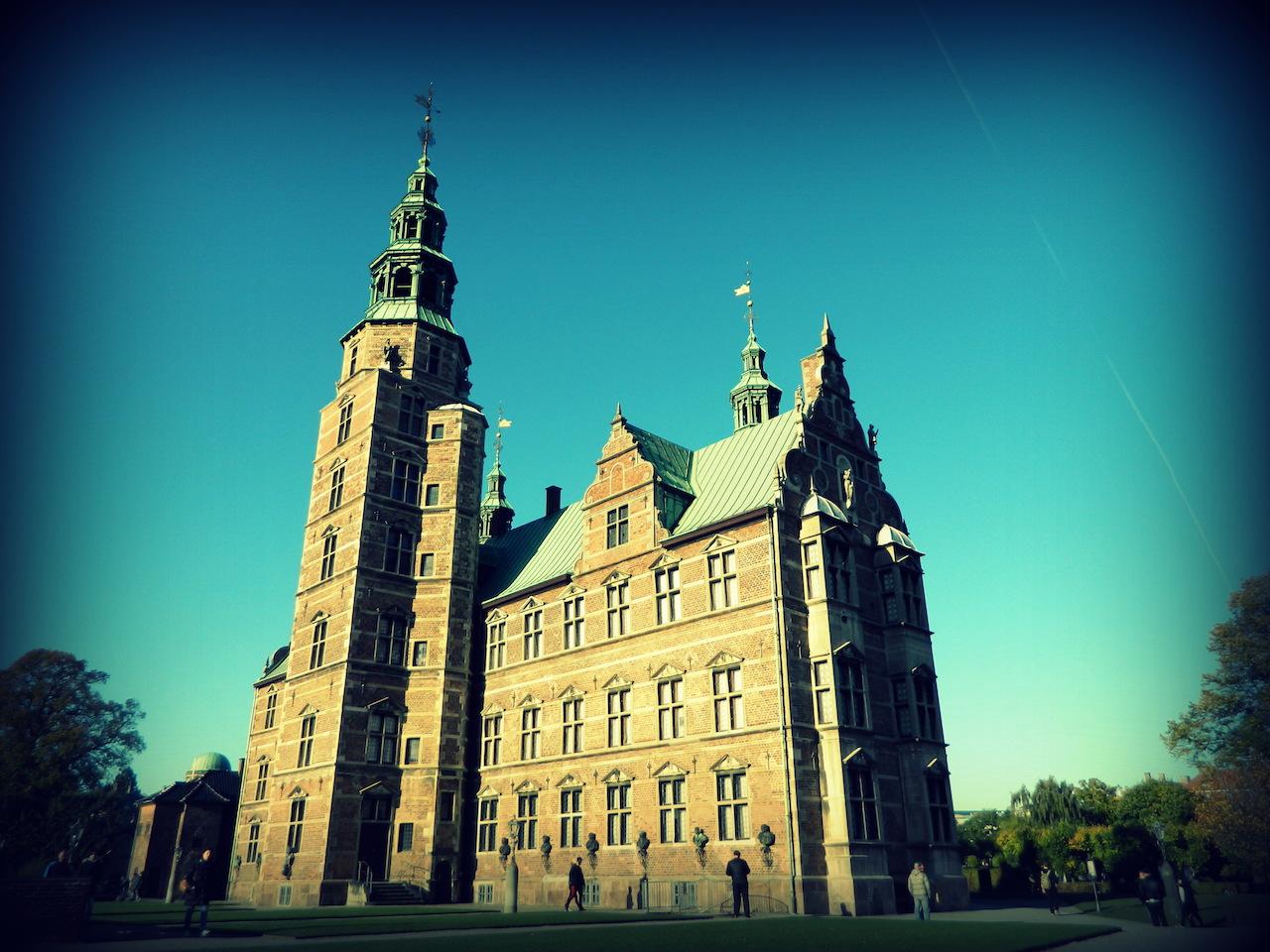 Копенгаген достопримечательности фото