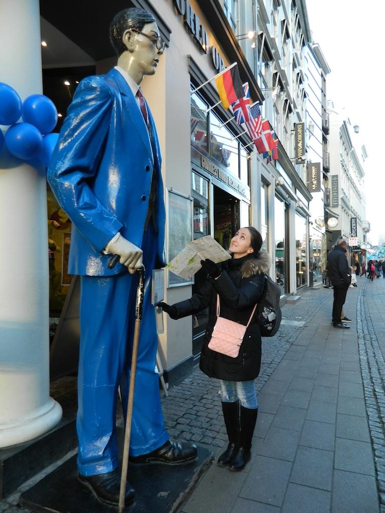 Эсма в Копенгагене фото