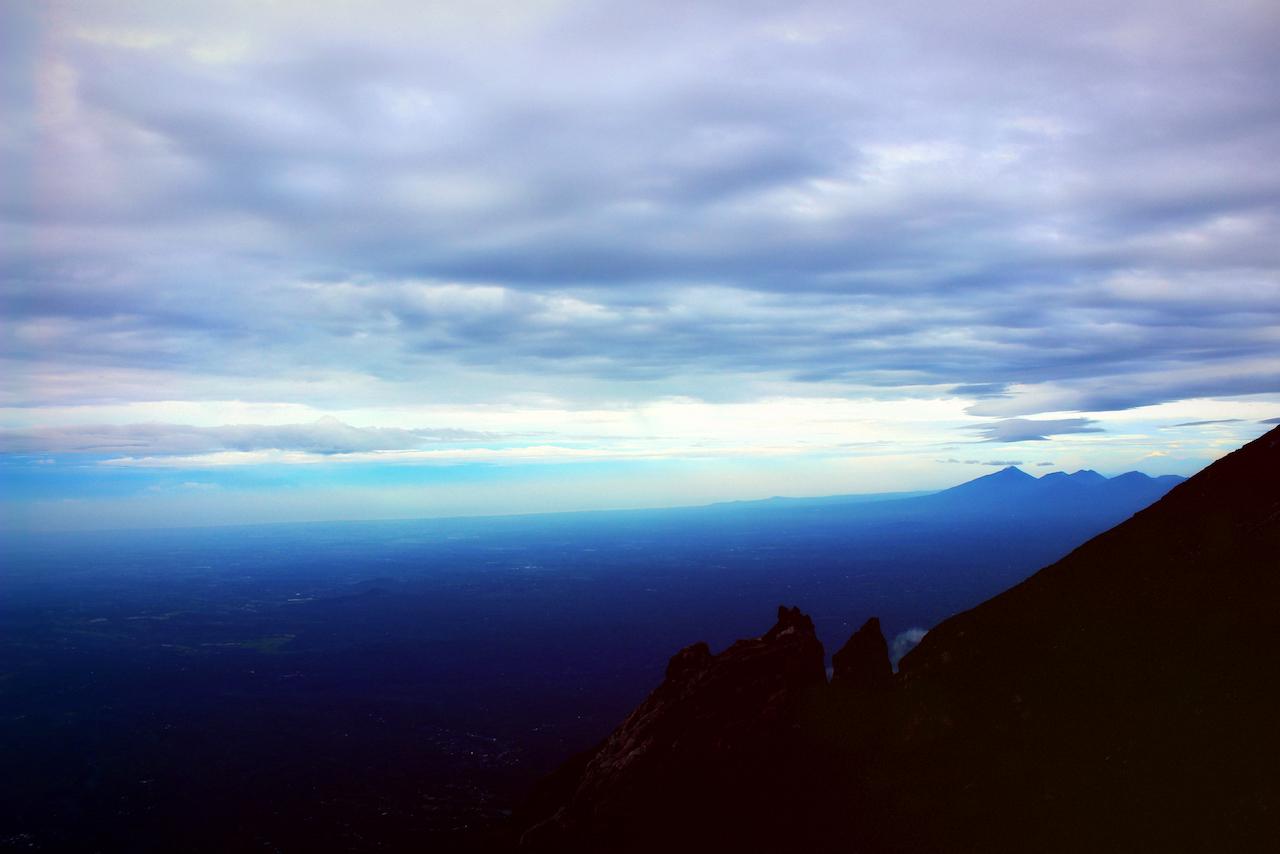 Вулканг Агунг Бали фото1