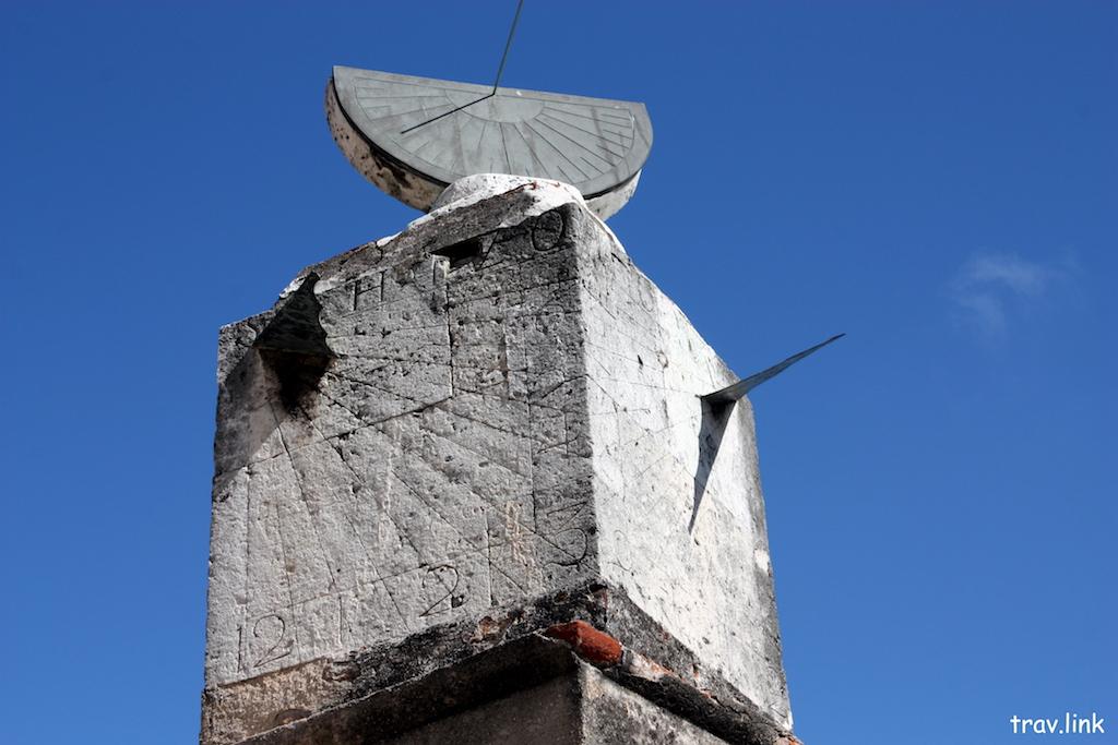 Санто-Доминго фото. Солнечные часы