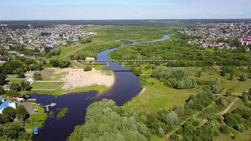Природа Борисова