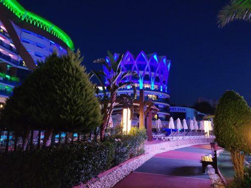 granada luxury resort okurcalar фото 1